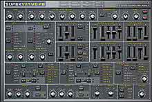 Plug-in VST gratuit Superwave P8